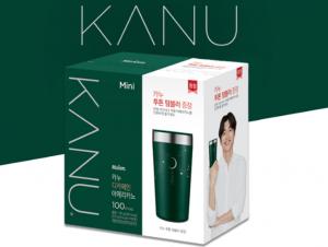 韓國KANU低咖啡因美式咖啡速溶咖啡粉