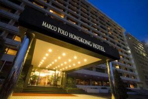 馬哥孛羅香港酒店 Staycation