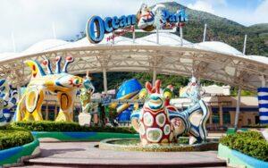 海洋公園繽紛家庭樂套餐 香港 JW 萬豪酒店