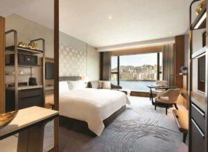 需在港隔離人士喜訊 豪華海景房 – 香港嘉里酒店